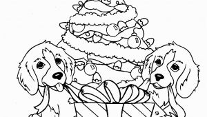 Free Printable Christmas Puppy Coloring Pages Christmas Puppies Coloring Pages Coloring Home