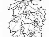 Free Printable Christmas Tree Coloring Page Stencil