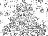 Free Printable Christmas Zentangle Coloring Pages Christmas Tree Zentangle Coloring Page