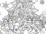 Free Printable Christmas Zentangle Coloring Pages Kleurplaten Christmas Tree Zentangle Coloring Page Free