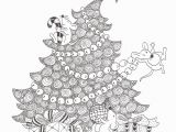 Free Printable Christmas Zentangle Coloring Pages Zentangle Made by Mariska Den Boer