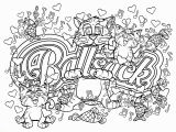 Free Printable Coloring Book Pages for Adults Swear Words Pin On My Coloring Book Pages