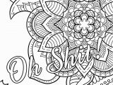 Free Printable Coloring Book Pages for Adults Swear Words Swear Word Coloring Book 2 Free Printable Coloring Pages