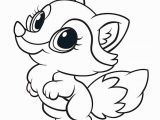 Free Printable Coloring Pages Baby Animals Free Collection Of Cute Baby Fox Coloring Pages