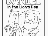 Free Printable Coloring Pages Daniel and the Lions Den Daniel In the Lion S Den Bible Printables Bible Story