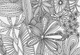 Free Printable Coloring Pages for Adults Advanced Flowers Free Printable Coloring Pages for Adults Advanced Printable Free