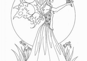 Free Printable Coloring Pages for Adults Dark Fairies Printable Fairy Coloring Pages Unique Beautiful Fairies Colouring