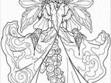 Free Printable Coloring Pages for Adults Fairies Coloring Pages Cool Fairy Princess Coloring Pages for