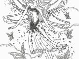 Free Printable Coloring Pages for Adults Fairies Get This Printable Fairy Coloring Pages Line