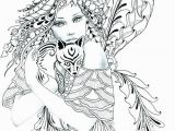 Free Printable Coloring Pages for Adults Fairies Intricate Fairy Coloring Pages at Getcolorings