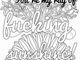 Free Printable Coloring Pages for Adults Only Swear Words Coloring Pages Free Swear Word Coloring Pages for Adults