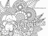 Free Printable Coloring Pages for Adults Only Swear Words Coloring Pages Swearing Coloring Pages for Adults Best