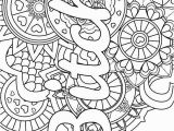 Free Printable Coloring Pages for Adults Only Swear Words Mandala Adult Coloring Page Swear 14 Free Printable
