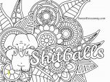 Free Printable Coloring Pages for Adults Only Swear Words Pdf Coloring Book Incredible Free Easy Adult Coloring Pages