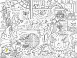 Free Printable Coloring Pages for Adults Pdf Free Printable Halloween Adult Coloring Page Download It In Pdf