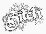 Free Printable Coloring Pages for Adults Swear Words Swear Word Coloring Pages Pdf Coloring Pages