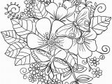 Free Printable Coloring Pages Of Flowers and butterflies butterflies and Flowers Drawing at Getdrawings