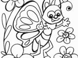 Free Printable Coloring Pages Of Flowers and butterflies Get This butterfly On Flower Coloring Pages Y6q7d