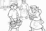 Free Printable Coloring Pages Of Jacob and Esau Jacob and Esau Coloring Pages to Print