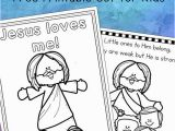Free Printable Coloring Pages Of Jesus Jesus Loves Me Coloring Pages Free Printables Set for Kids