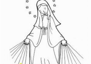 Free Printable Coloring Pages Of the Virgin Mary 138 Best Blessed Mother Mary Images On Pinterest