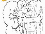 Free Printable Coloring Pages Of Zacchaeus Zacchaeus Coloring Page In 2020