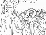 Free Printable Coloring Pages Of Zacchaeus Zacchaeus Coloring Page Printable Coloring Home