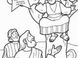 Free Printable Coloring Pages Of Zacchaeus Zacchaeus Cut Out Coloring Coloring Pages