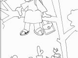 Free Printable Coloring Pages Of Zacchaeus Zaccheus Coloring Pages Coloring Home