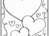 Free Printable Coloring Pages Valentine Cards Valentine Card Coloring Pages Cards Valentines Free Printable