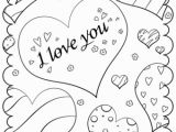 Free Printable Coloring Pages Valentine Cards Valentine S Day Card