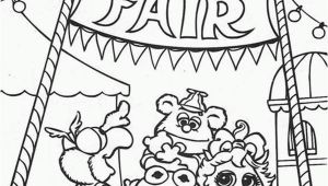 Free Printable County Fair Coloring Pages County Fair Coloring Pages for Kids Coloring Home
