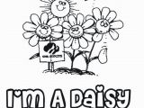 Free Printable Daisy Girl Scout Coloring Pages Troop Leader Mom Getting Started with Girl Scout Daisies