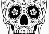 Free Printable Dia De Los Muertos Coloring Pages Dia De Los Muertos Skulls Coloring Pages at Getcolorings