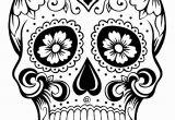Free Printable Dia De Los Muertos Coloring Pages El Dia De Los Muertos 2 El Da De Los Muertos Adult