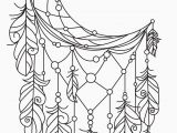 Free Printable Dream Catcher Coloring Pages 32 Dream Catcher Coloring Book In 2020