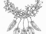 Free Printable Dream Catcher Coloring Pages Dreamcatcher Coloring Page