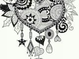 Free Printable Dream Catcher Coloring Pages Printable Adult Coloring Pages Dreamcatchers Part 6