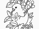 Free Printable Easter Baby Chick Coloring Pages Elegant Free Printable Easter Baby Chick Coloring Pages Flower