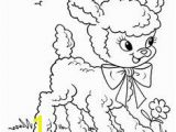 Free Printable Easter Lamb Coloring Pages 8420 Besten Ausmalbilder Bilder Auf Pinterest