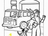 Free Printable Fire Prevention Coloring Pages Police Car Free Coloring Pages for Kids Printable Colouring