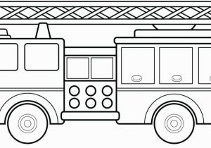 Free Printable Fire Truck Coloring Page Dump Truck Coloring Pages Fresh Coloring Fire Truck Coloring Sheet