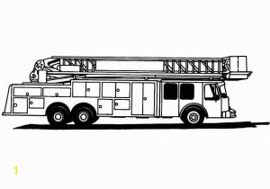 Free Printable Fire Truck Coloring Page Free Printable Fire Truck Coloring Pages for Kids Vbs