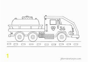 Free Printable Fire Truck Coloring Page Pin by Jill Turpin On Fire Truck Coloring Pages