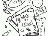 Free Printable First Day Of School Coloring Pages May 2017