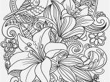 Free Printable Flower Coloring Pages for Adults Free Flower Coloring Pages Printable Cool Vases Flower Vase Coloring