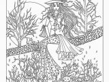 Free Printable Halloween Coloring Pages for Adults 20 Free Printable Adult Halloween Coloring Pages
