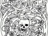 Free Printable Halloween Coloring Pages for Adults Halloween Adult Coloring Pages Coloring Home