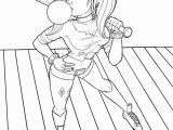 Free Printable Harley Quinn Coloring Pages Harley Quinn Coloring Pages