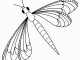 Free Printable Insect Coloring Pages Free Printable Dragonfly Coloring Pages for Kids